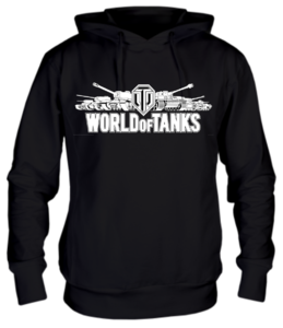 Толстовка World of Tanks танки