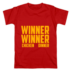 Футболка Winner winner chicken dinner
