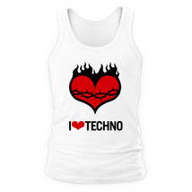 Майка Techno, heart
