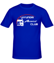 Футболка Hyundai Accent, Club