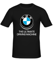 Футболка BMW Driving Machine