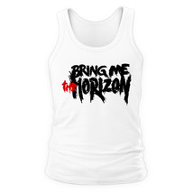 Майка Bring me the horizon, надпись