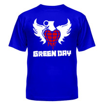 Футболка Green Day Wings