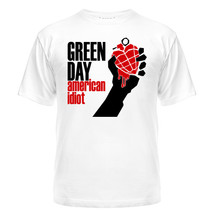 Футболка Green day, American idiot 2