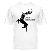 Футболка House Baratheon, дом Баратеон