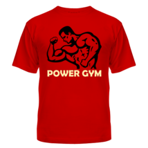 Футболка Power Gym
