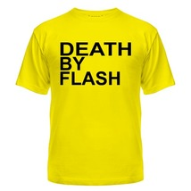 Футболка Death by flash
