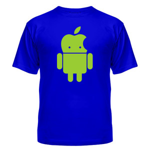 Футболка Android, Applehead