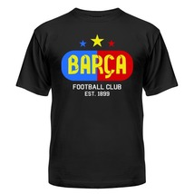 Футболка Barcelona Football club