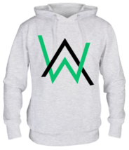 Толстовка Alan Walker logo