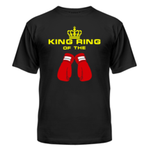 Футболка King of the ring