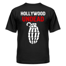 Футболка hollywood undead граната