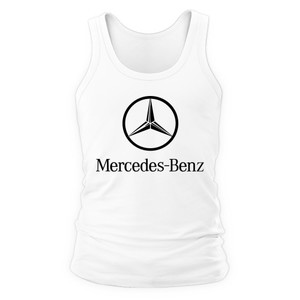 Майка Logo, Mercedes-Benz