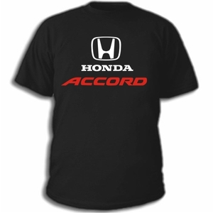 Футболка Honda Accord 2