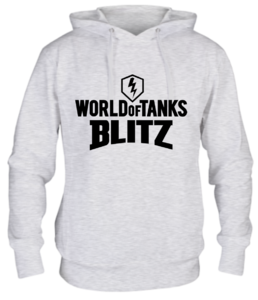Толстовка World of Tanks Blitz