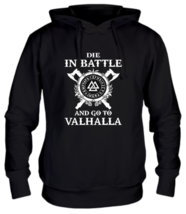 Толстовка And go to Valhalla