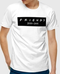 Футболка Television Series Friends