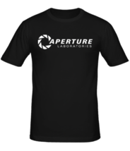 Футболка Aperture Laboratories