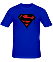 Футболка Blood Superman