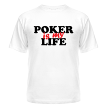 Футболка Poker is My Life