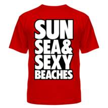 Футболка Sun Sea & Sexy Beaches