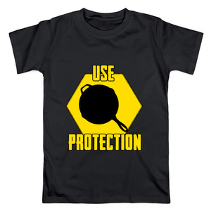 Футболка Use Protection
