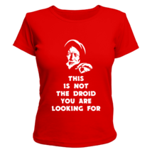 Футболка женская This is not droids you are looking for