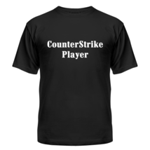 Футболка CounterStrike Player