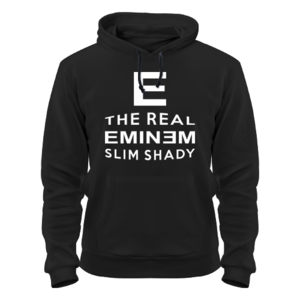 Толстовка The real eminem