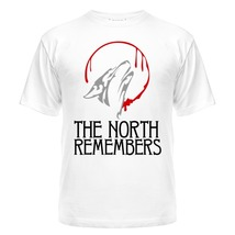 Футболка The north remembers