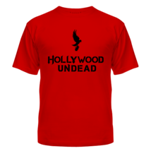 Футболка Hollywood Undead logo