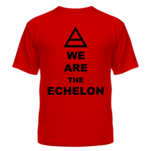 Футболка We are the echelon
