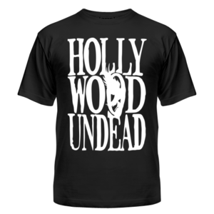 Футболка Holly Wood Undead