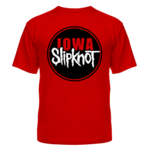 Футболка Slipknot logo, круг