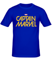 Футболка Captain Marvel