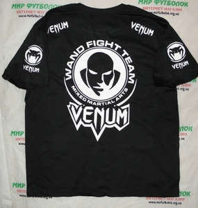Футболка Venum Wand fight team