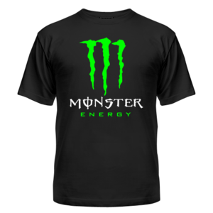Футболка Monster energy 3