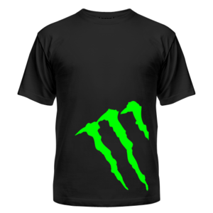 Футболка Monster energy side