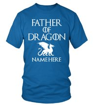 Футболка Father of Dragons Name
